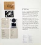 The Ramones' first press kit.